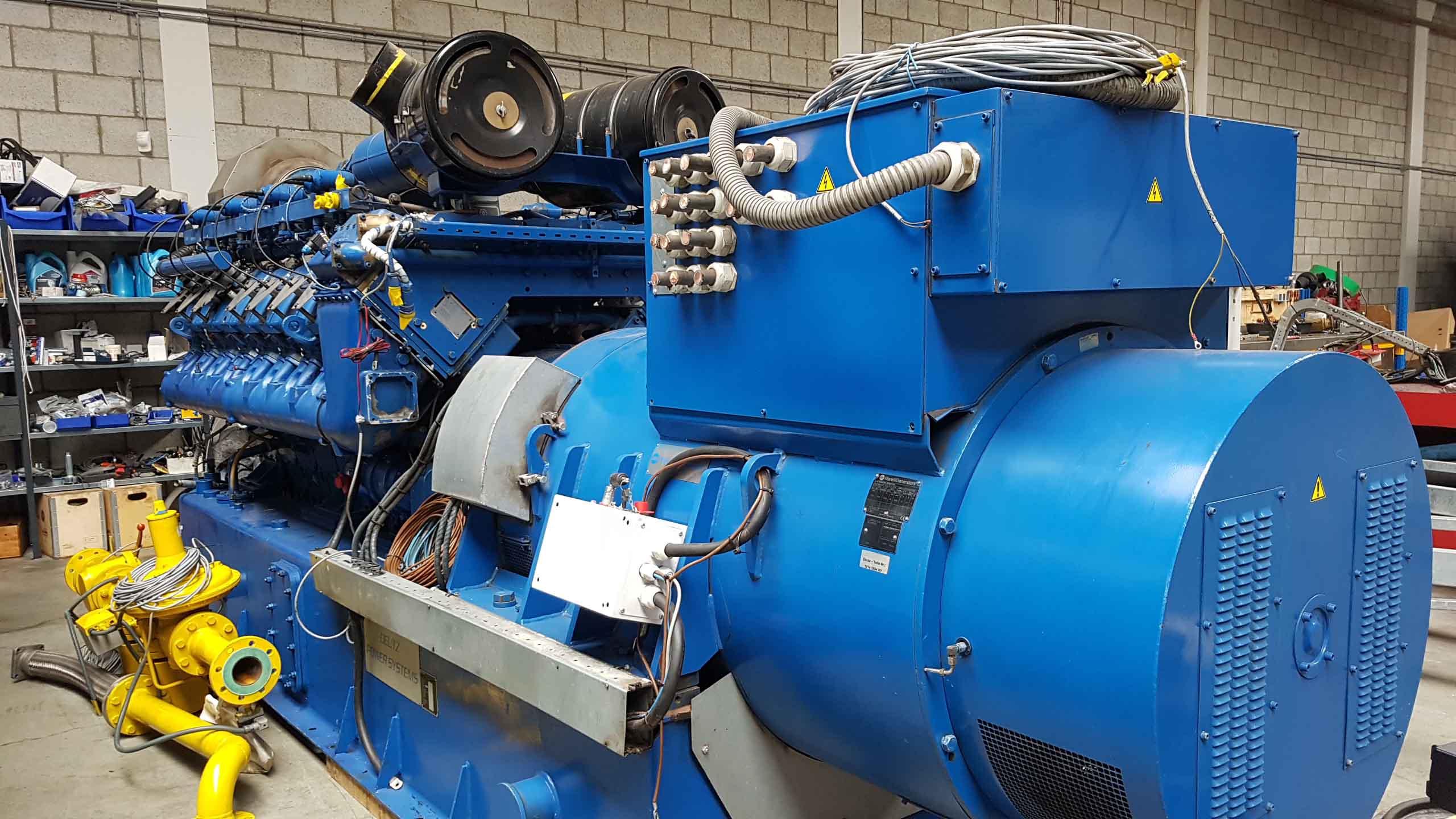 Синхронные генераторы